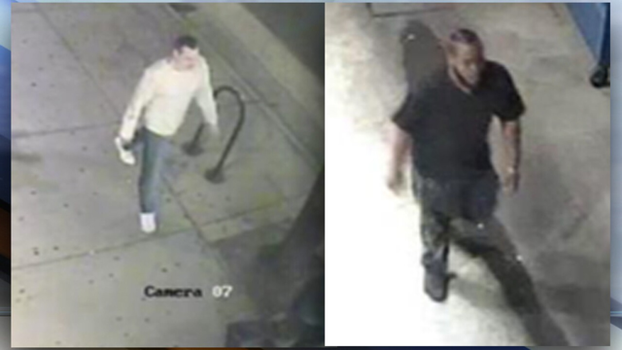 Surveillance photos of suspects in deadly LoDo shooting released by police