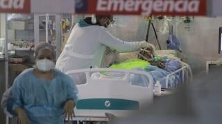 Virus Outbreak 3 Million Deaths