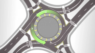 KNXV Roundabout Diagram