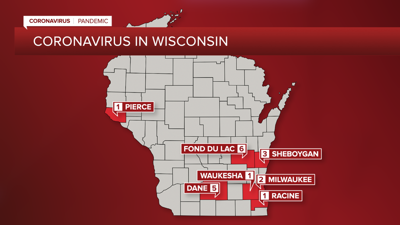Coronavirus In Wisconsin Updates From March 10 15