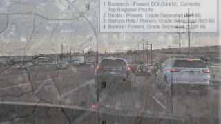 City leaders discuss long term Powers Blvd. improvements; some question lack of priority