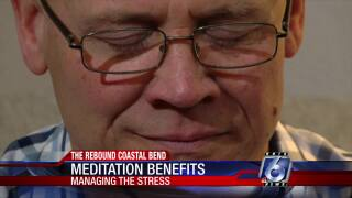 Meditation will help handle the stress of pandemic