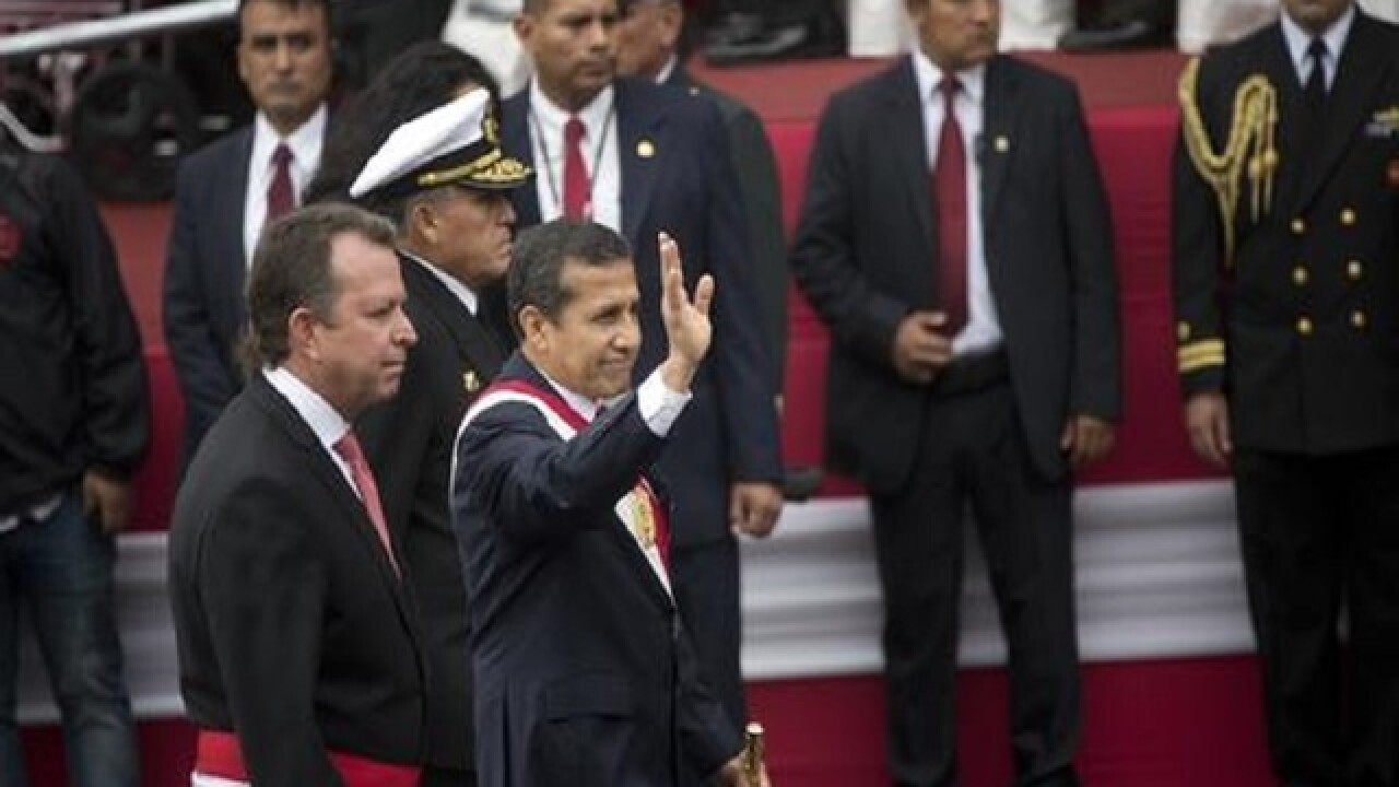 Race for Peru's presidency remains tight