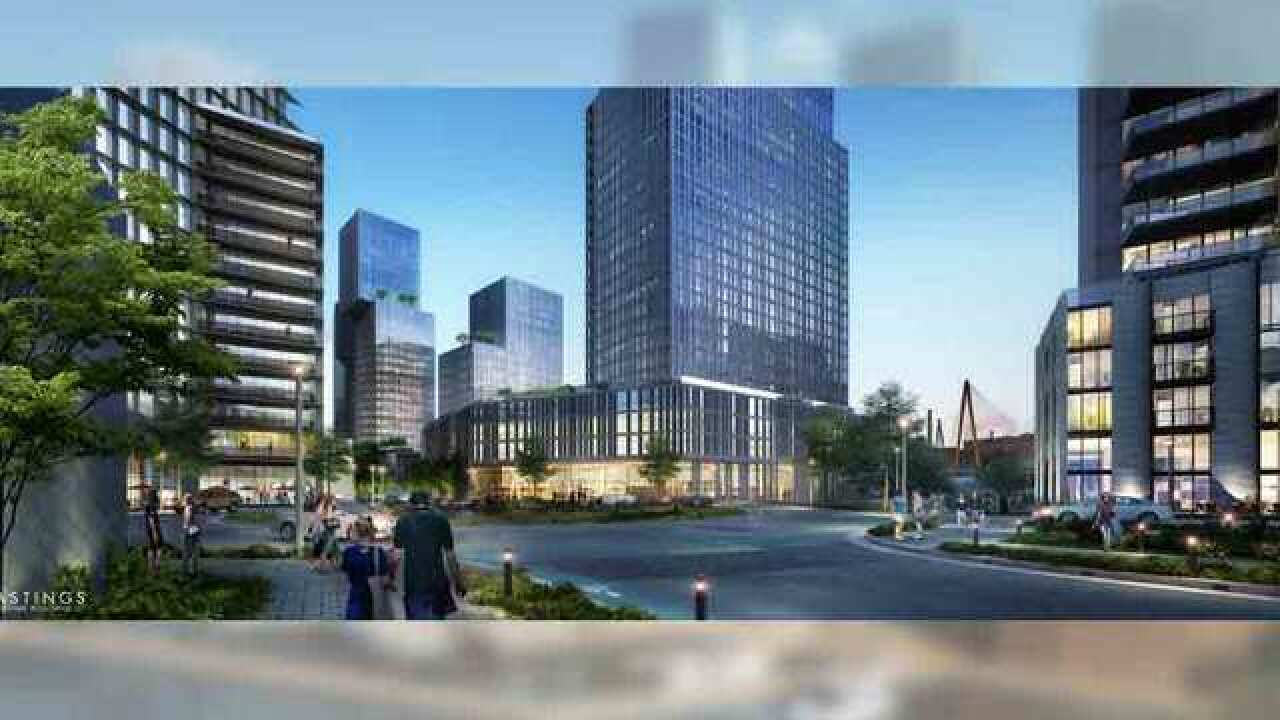 New Development Coming To East Bank Of River