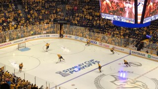 Nashville Preds, Fans Fired Up For Game 3