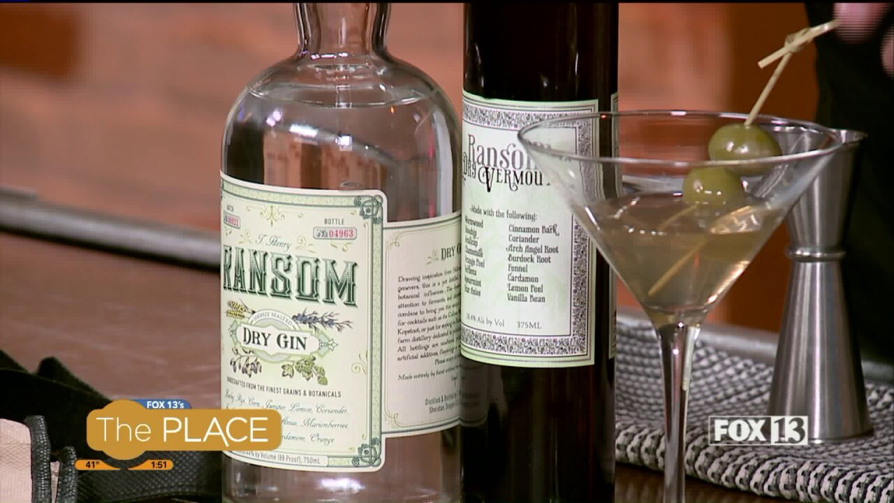 3 recipes using Gin; and these aren't your dad's gin andtonics!
