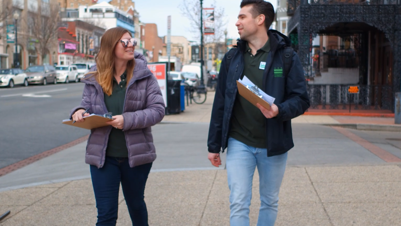 Meet the DC straw patrol, the government workers enforcing straw ban