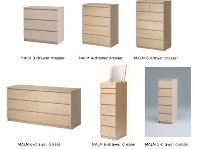 IKEA renews dresser recall after eighth toddler killed: Do you own one?