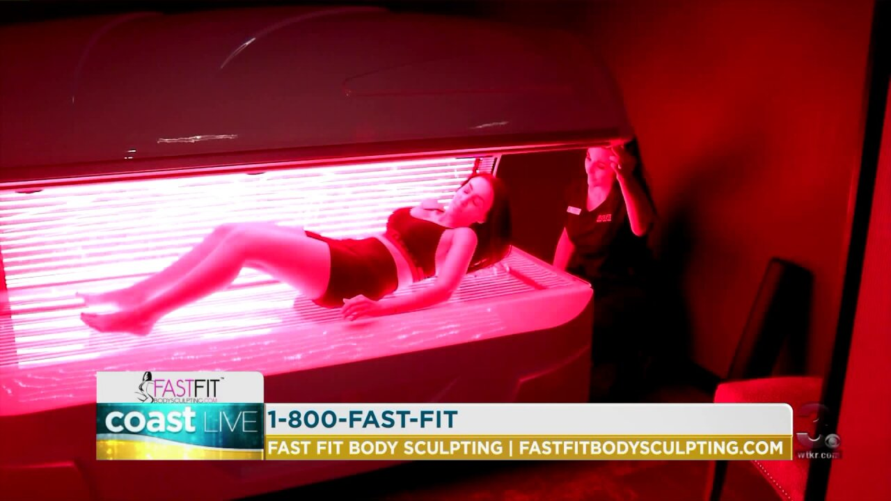 Get rid of stubborn fat for the holidays on CoastLive