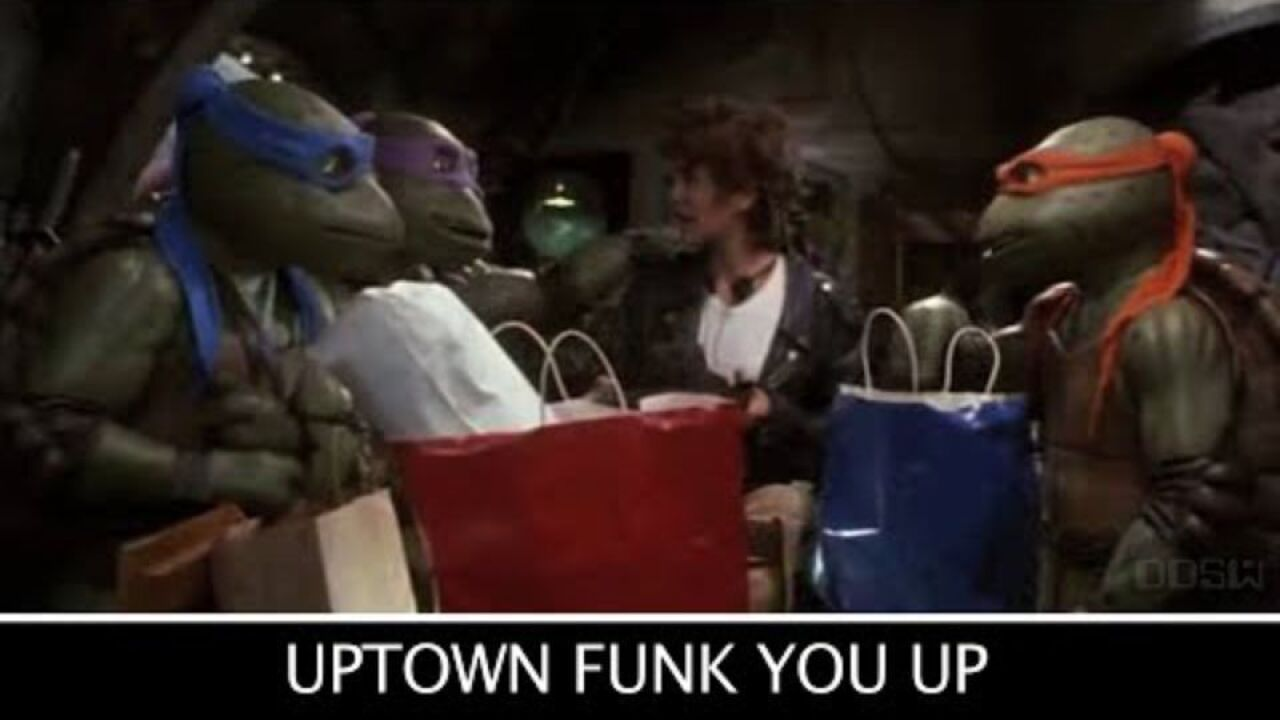 Movies Uptown Funk