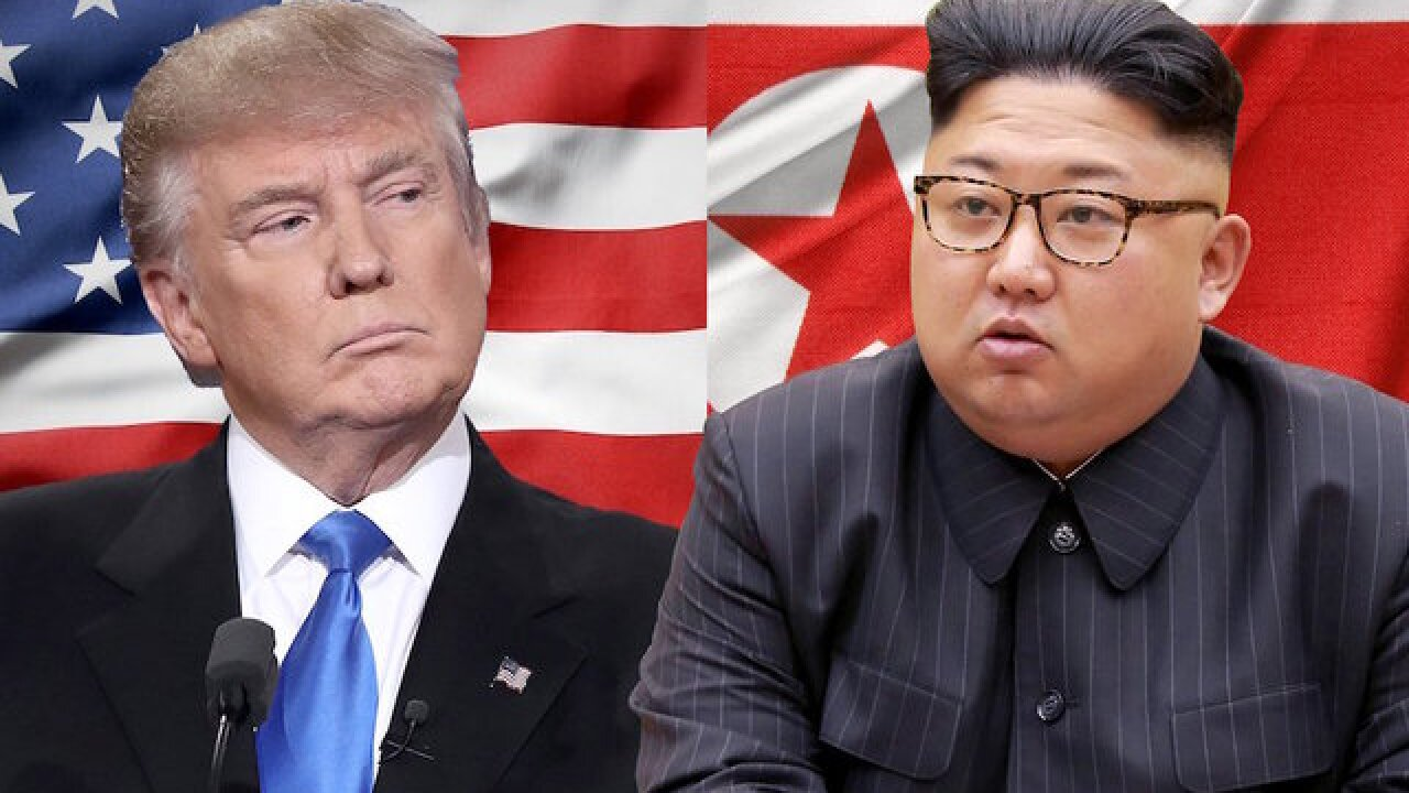 Kim Jong Un and President Donald Trump will discuss 'denuclearization' during summit