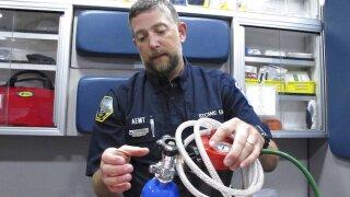 Ambulances Laughing Gas