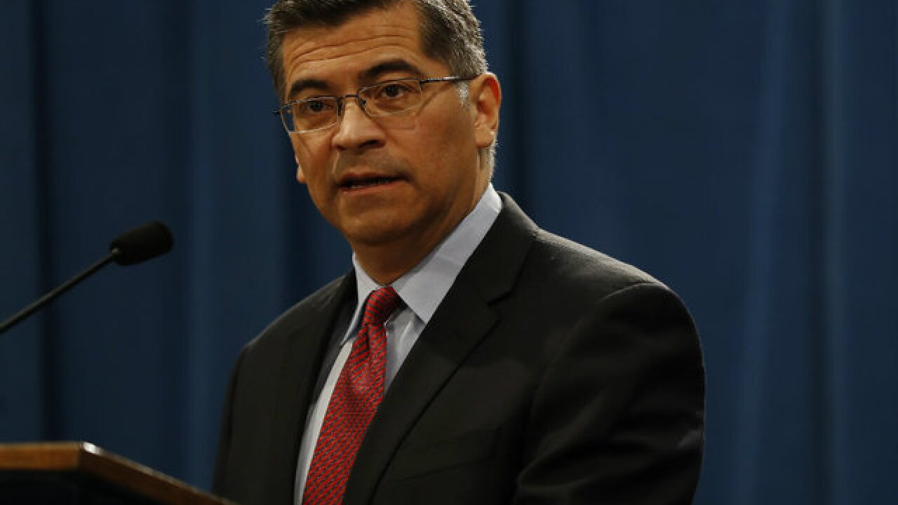Becerra wins California attorney general race