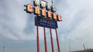 Mars Cheese Castle honors Kaylie Juga