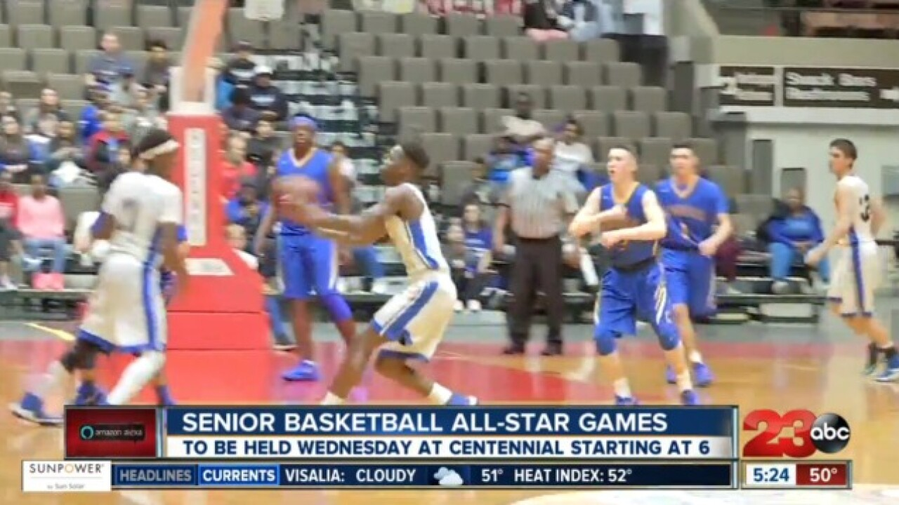 Local high school senior basketball all-star games to be held Wednesday