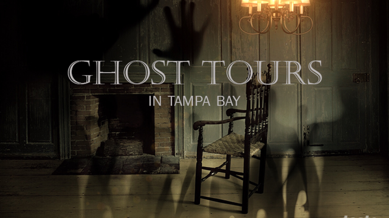 Ghost tours in Tampa Bay: Experience the spooky side of the Bay Area