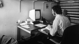 Computer scientist who pioneered 'copy' and 'paste' has died