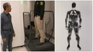 Cascade County Sheriff's Office is now using a body scanner