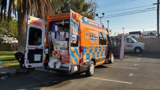 Hall Ambulance