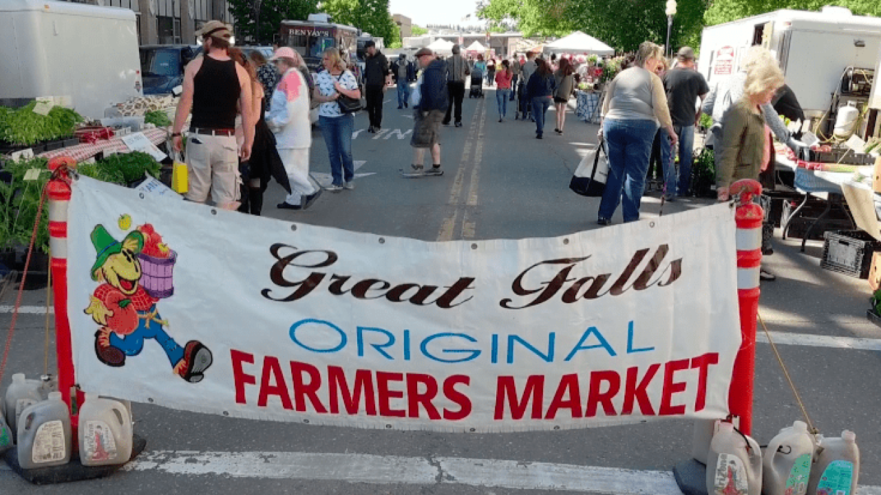 Great Falls Farmers' Market