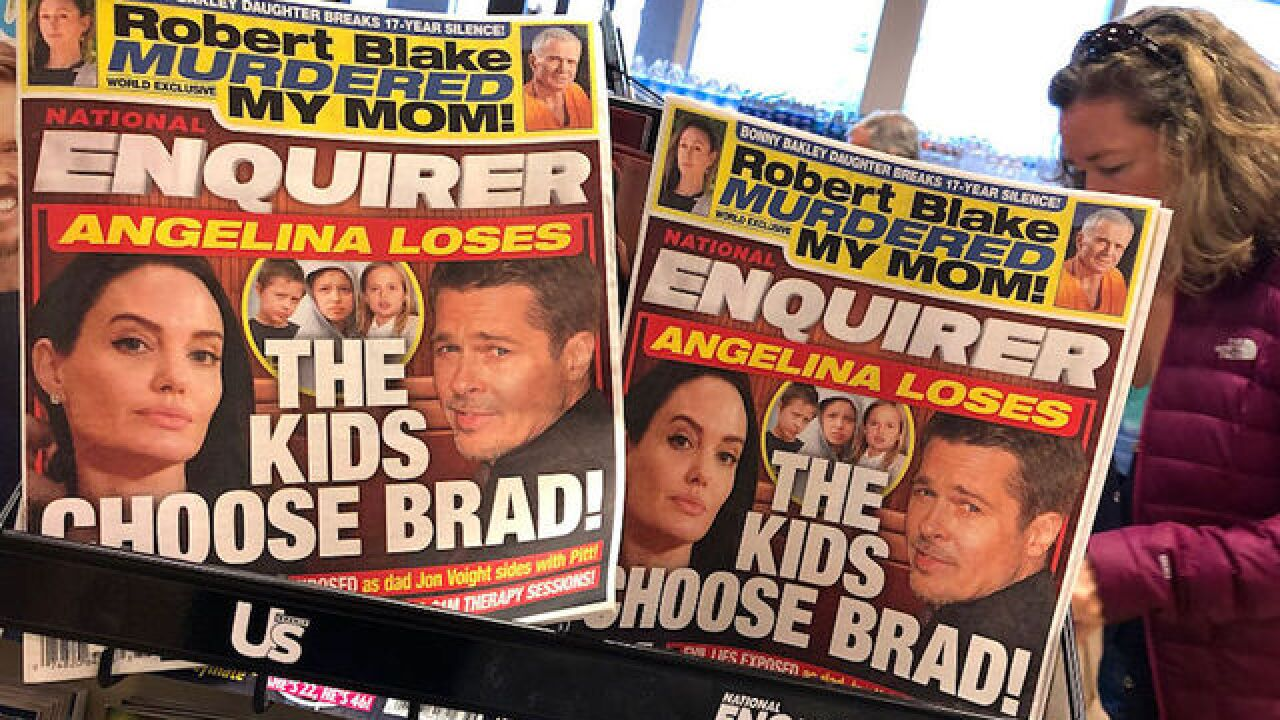 National Enquirer publisher, prosecutor strikes deal in case involving Trump's ex-lawyer