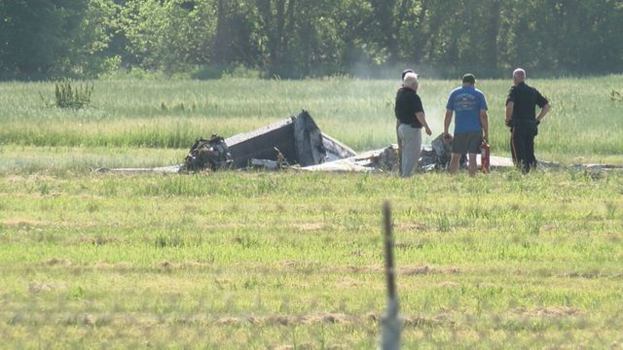 Victims in Millard plane crash identified
