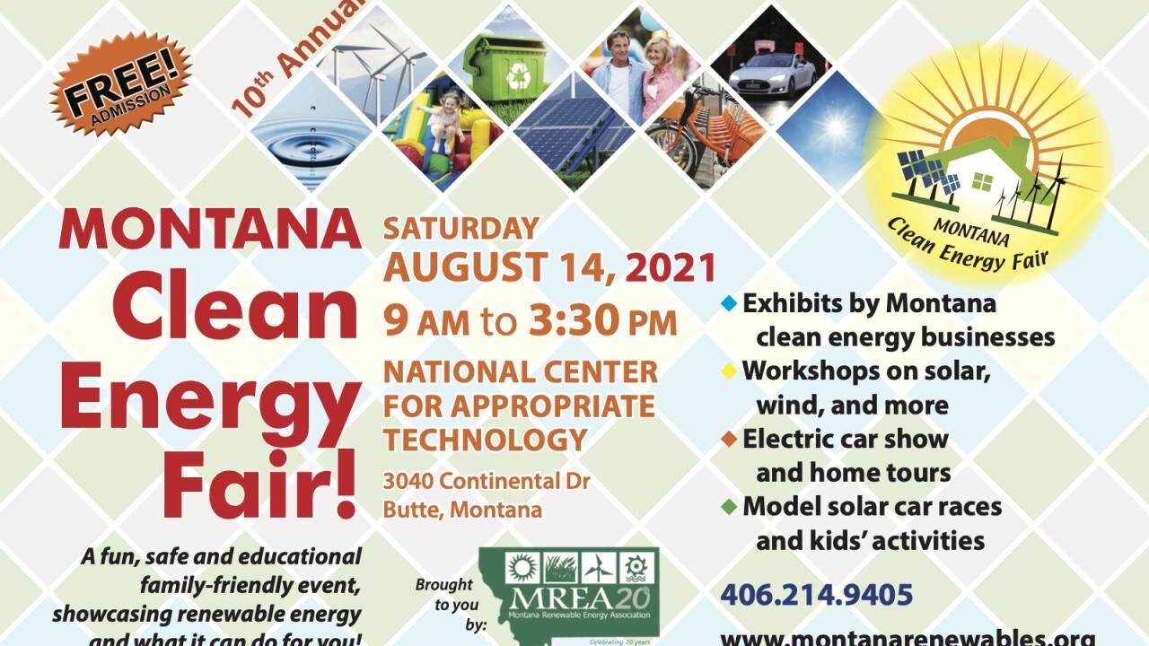Clean energy fair