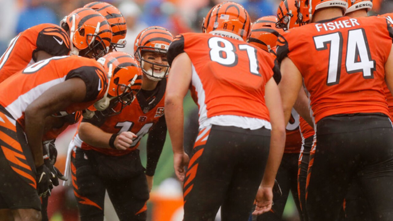 After a rough season, what's left for the Cincinnati Bengals to play for?