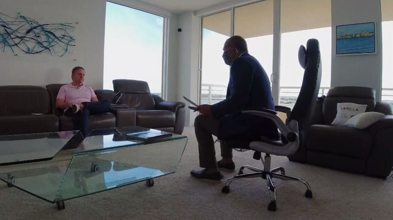 Michael Buczyner interviews Alan Crowetz in January 2021