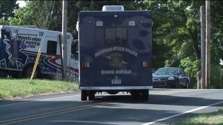 MSP standoff in Montcalm County