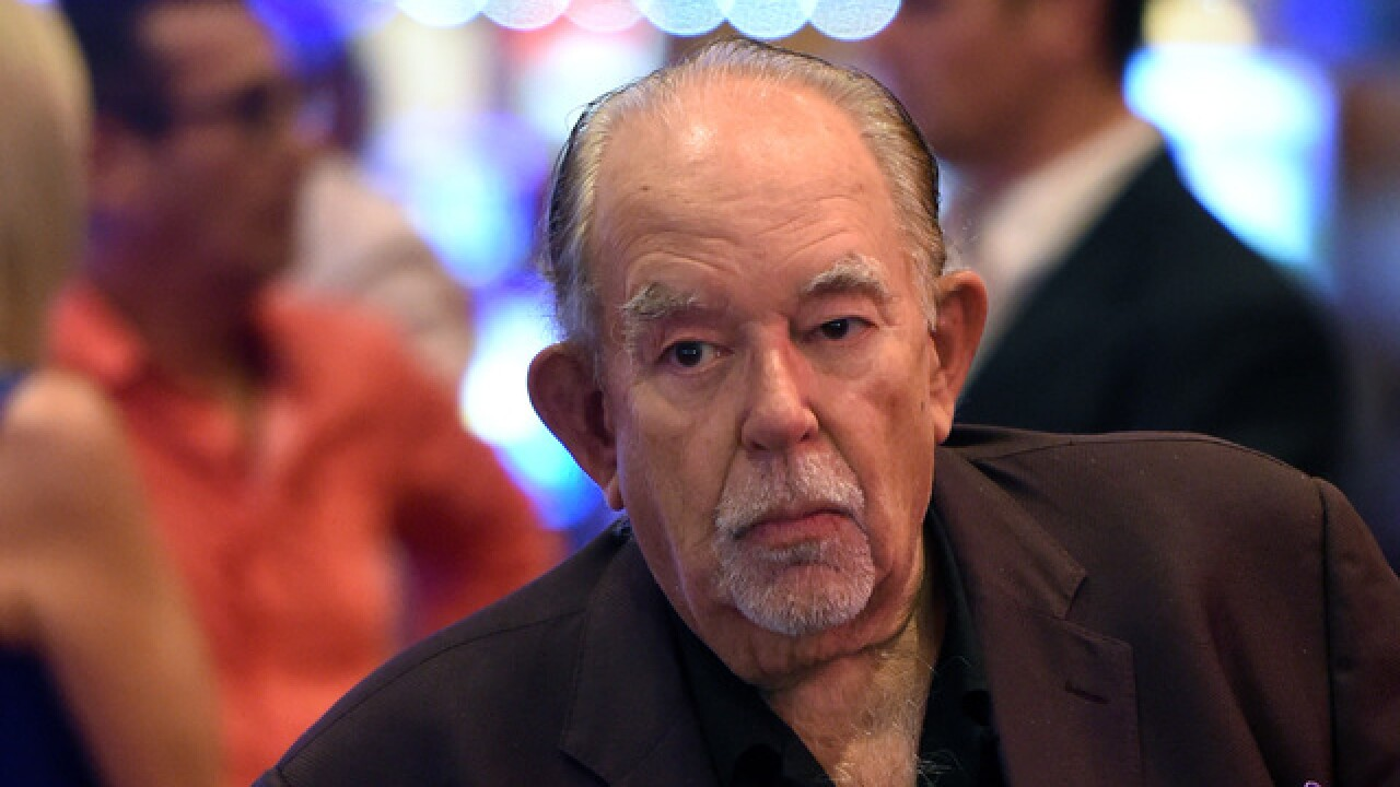 Robin Leach, best known for 'Lifestyles of the Rich and Famous,' hospitalized