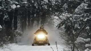 Man killed in snowmobile crash in Grand Junction