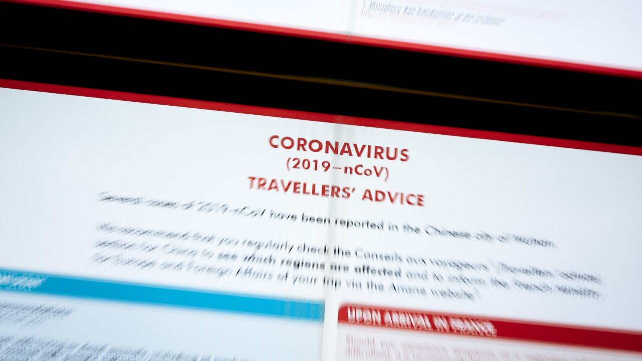 CDC: No longer a matter of if coronavirus will spread in US communities, but when