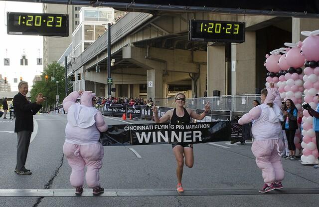 2017 Flying Pig Marathon