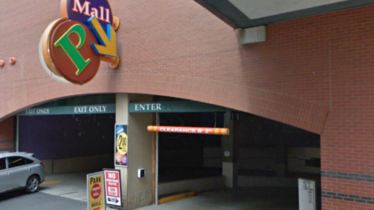 IMPD investigating shots fired inside Circle Centre's Moon Garage