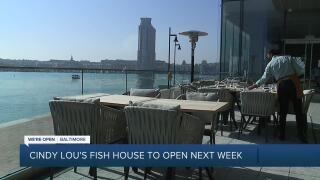 Cindy Lou's Fish House to open in Baltimore
