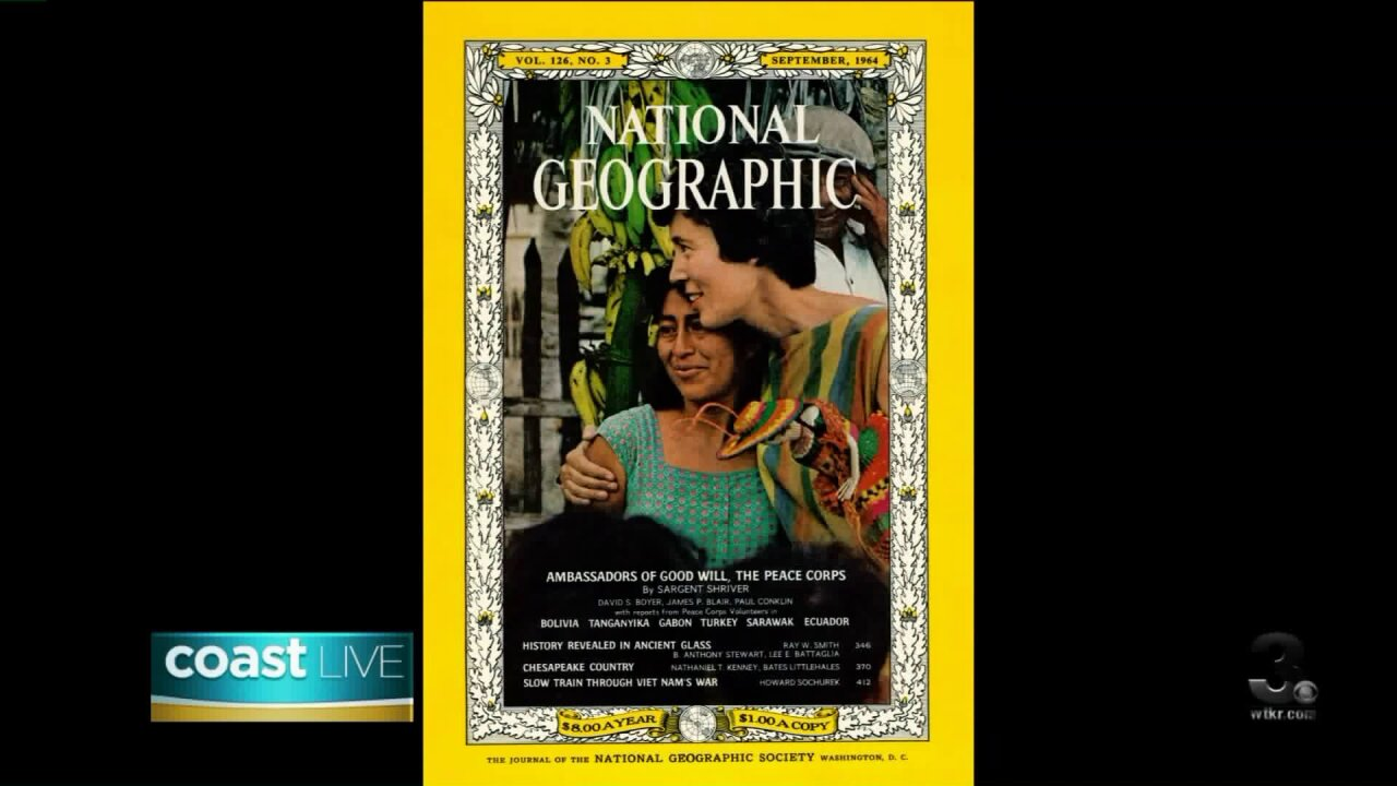 Celebrating the lives of women with National Geographic on CoastLive