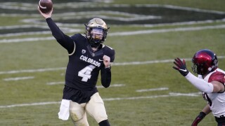 Noyer helps Colorado improve to 3-0 with 20-10 win over SDSU
