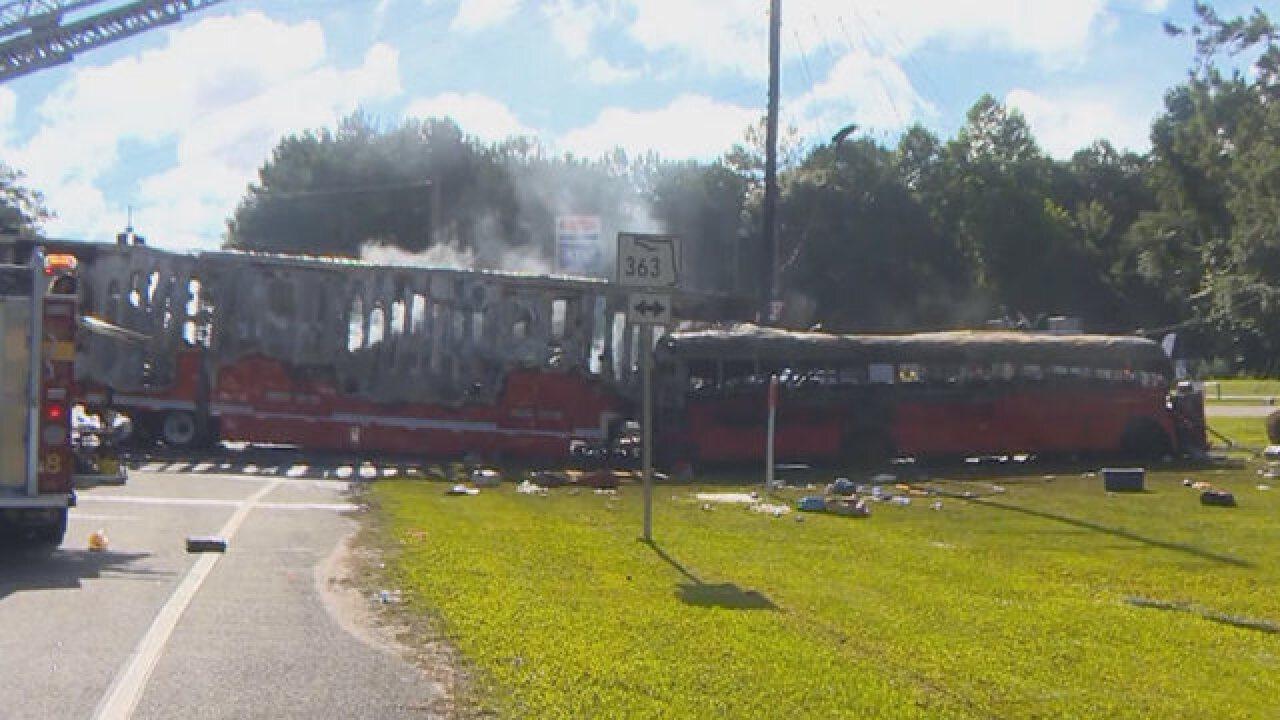 4 Dead, 24 Injured In Florida Crash