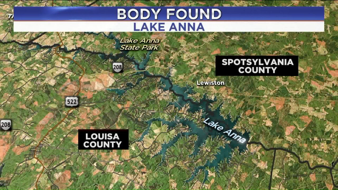 19-year-old's body pulled from LakeAnna
