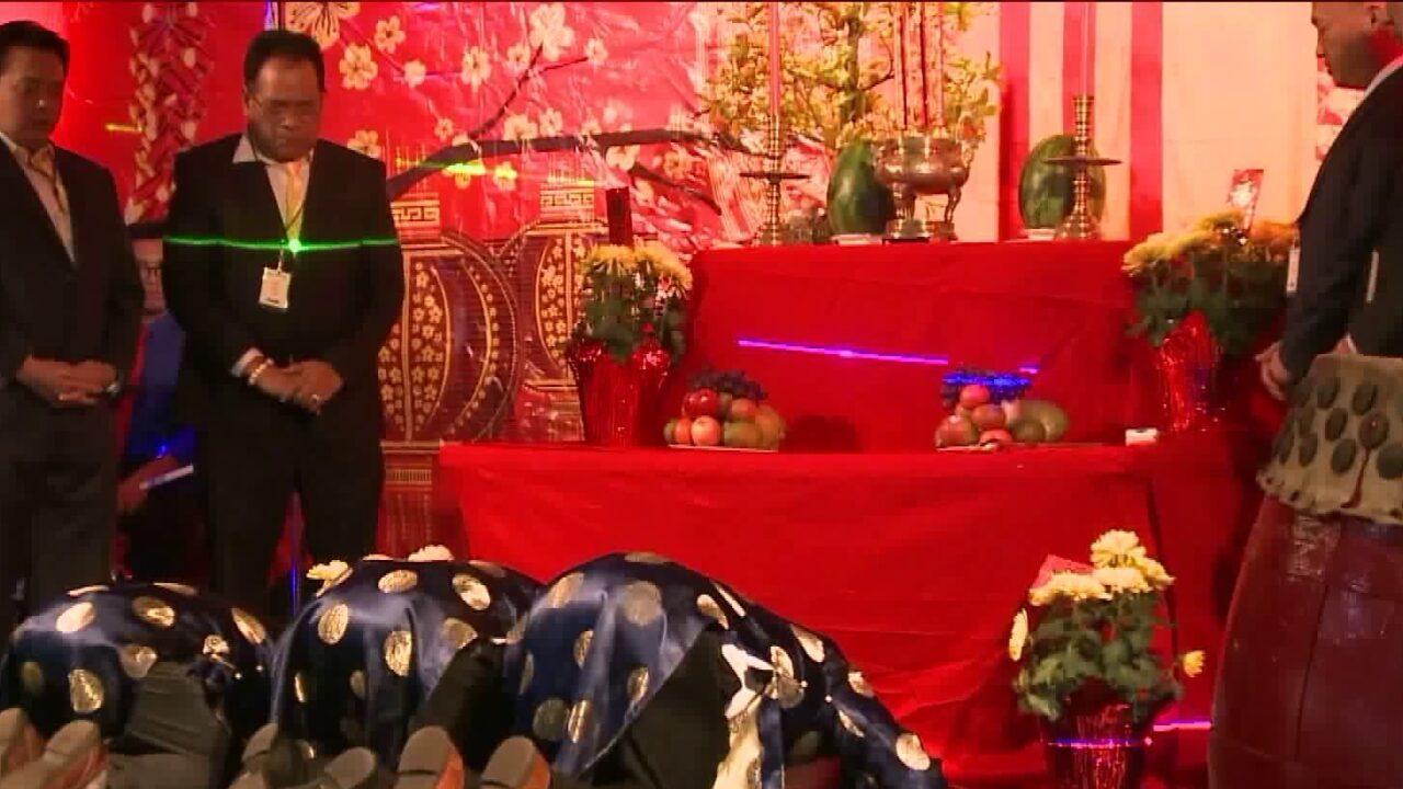 Vietnamese residents celebrate Lunar New Year in VirginiaBeach