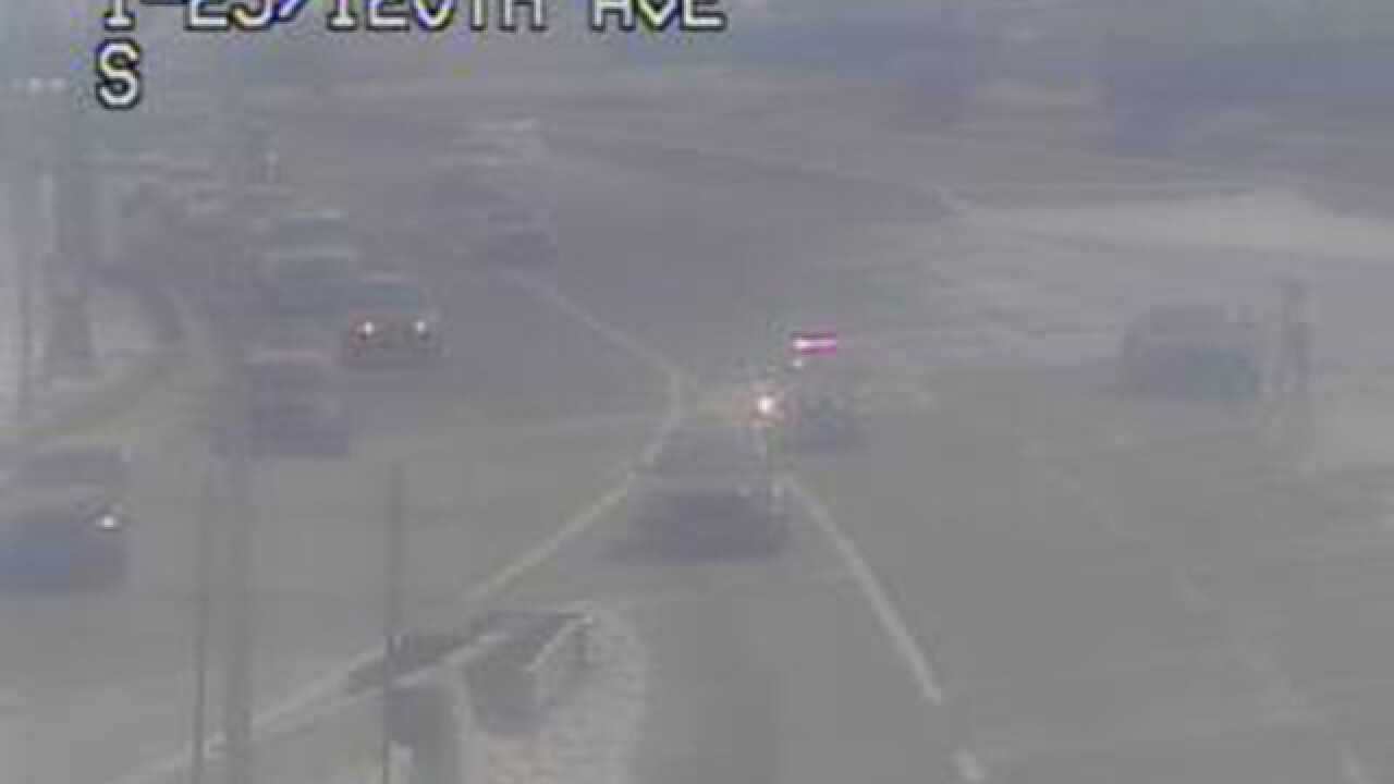 CDOT: I-25 open at 136th Avenue in Westminster