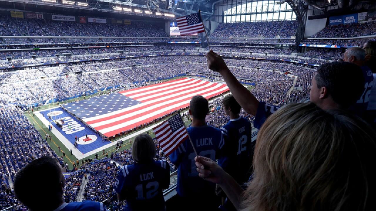 PHOTOS: Colts v Lions