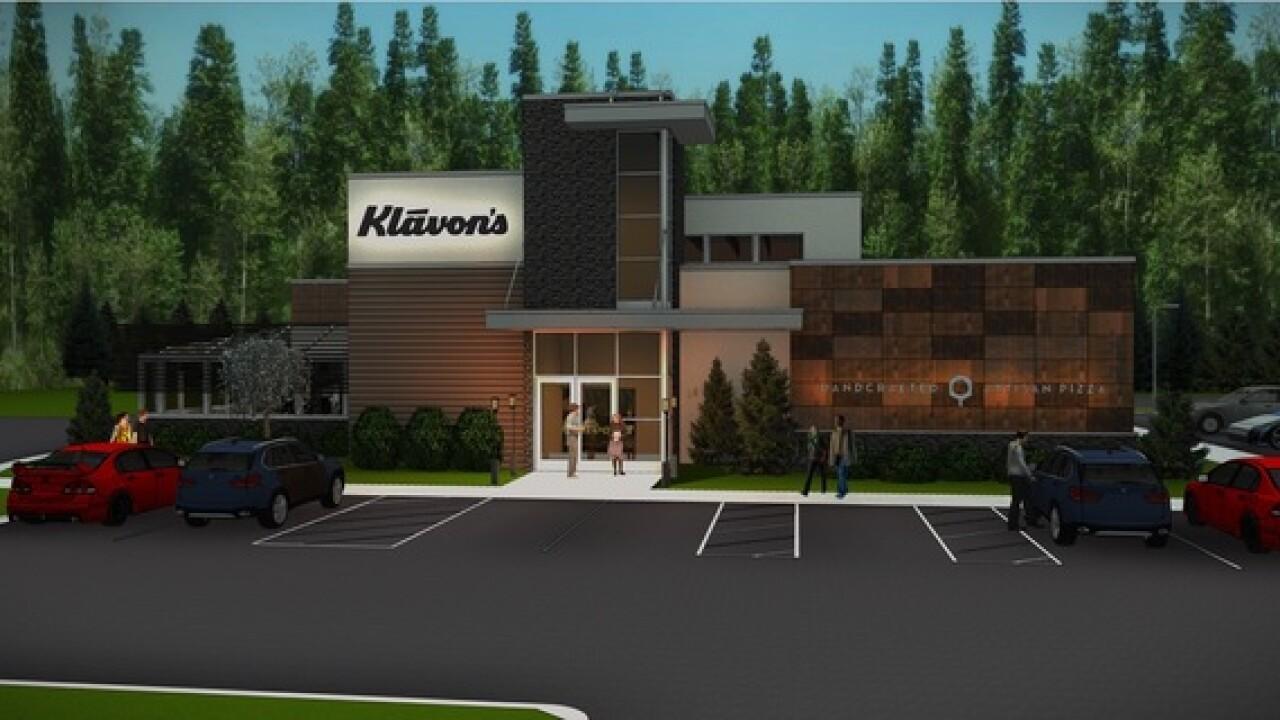 Klavon's Pizza Opening New Location in Mason!