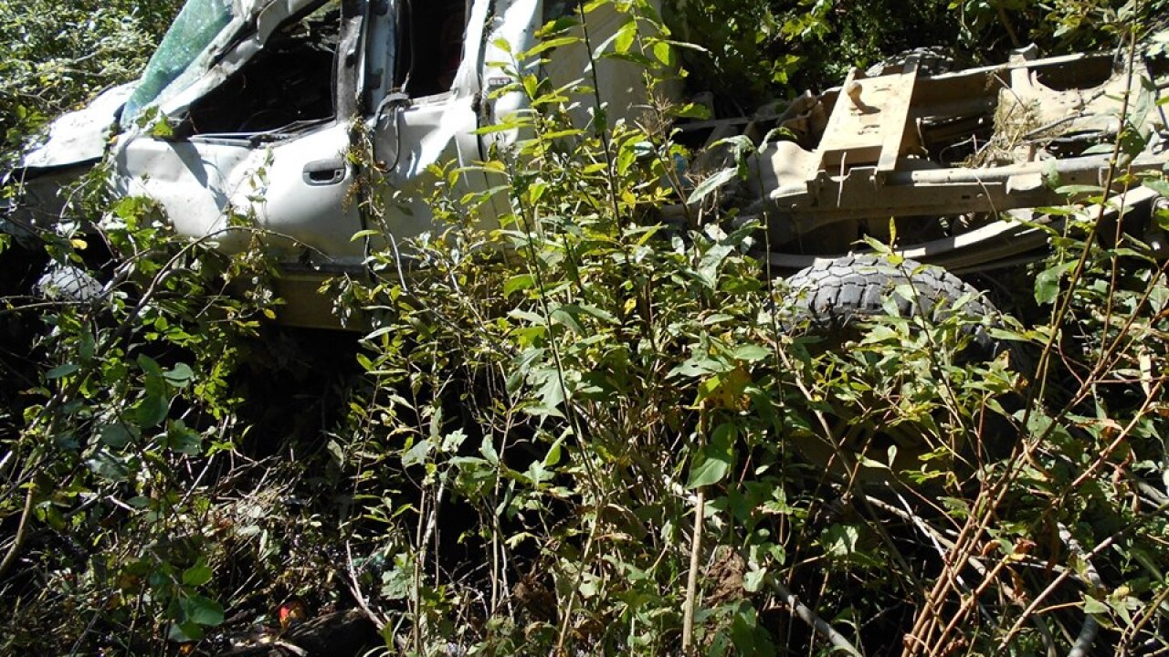Wallace Idaho Accident
