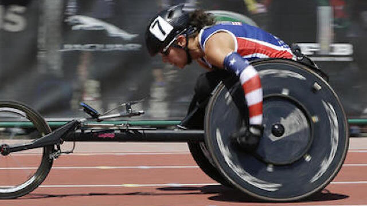 Amputee from 9/11 attacks wins big at Invictus