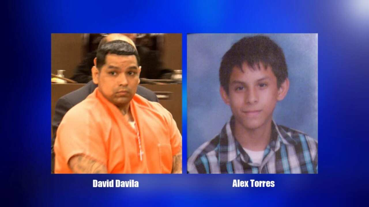 KRIS 6 Investigates delves into the murder trail for killing 13-year old Alex Torres