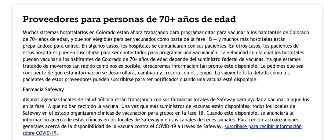 colorado covid-19 vaccine website in spanish_where to get the vaccine.png