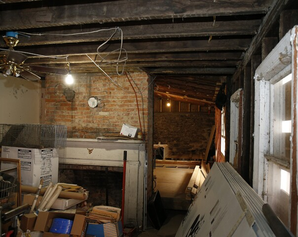 Home Tour: Ron Tisue breathes life into deteriorating, rotting houses