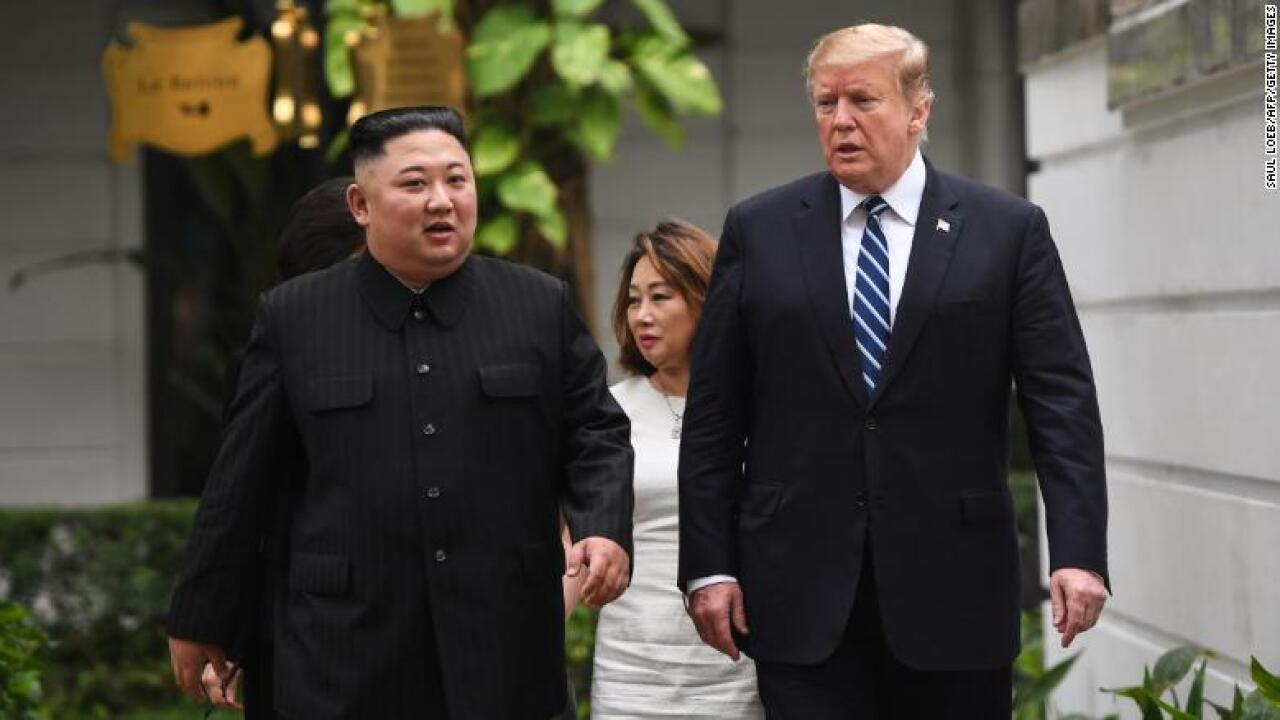 'Sometimes you have to walk': Trump leaves Hanoi with no deal